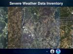 severe weather data inventory12