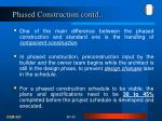 phased construction contd24