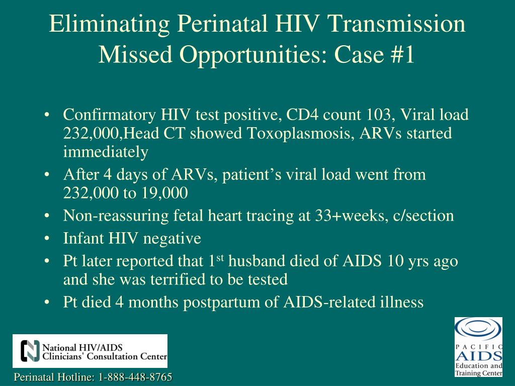 Confirmatory HIV test positive, CD4 count 103, Viral load 232,000,Head CT showed Toxoplasmosis, ARVs started immediately