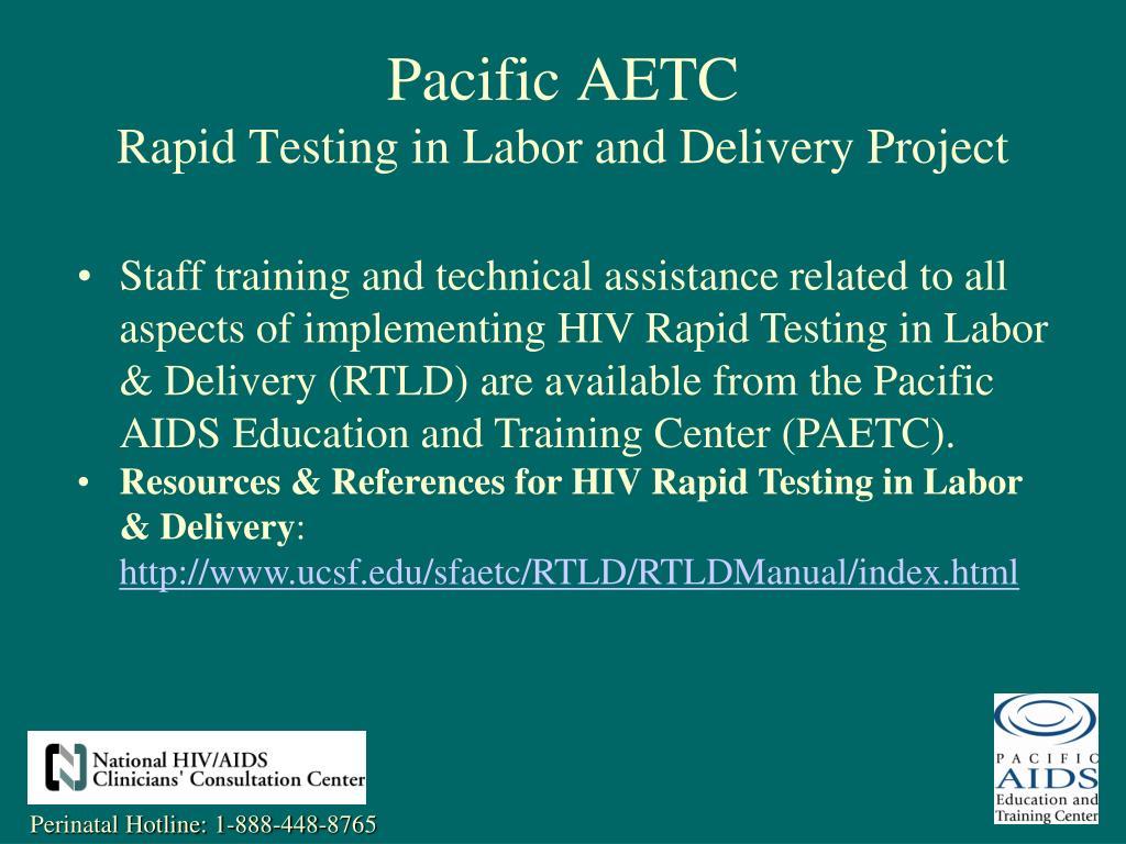 Pacific AETC