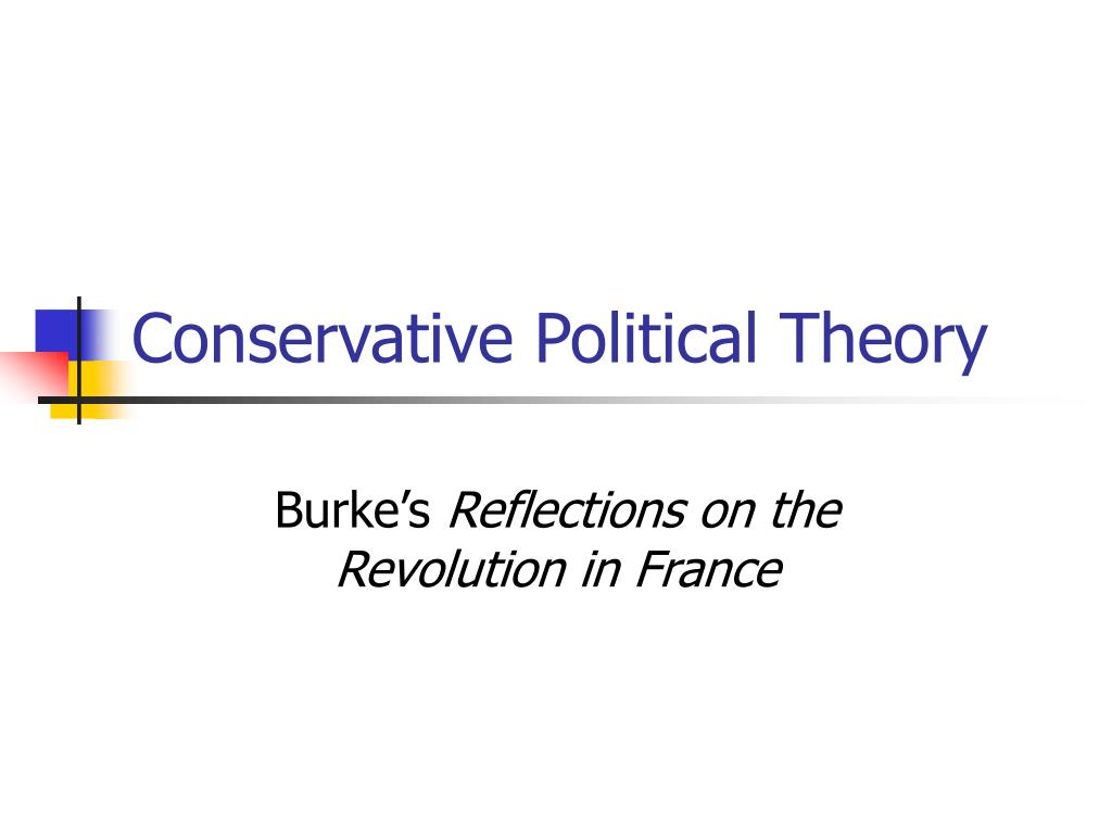 conservative political theory l.