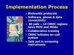 implementation process