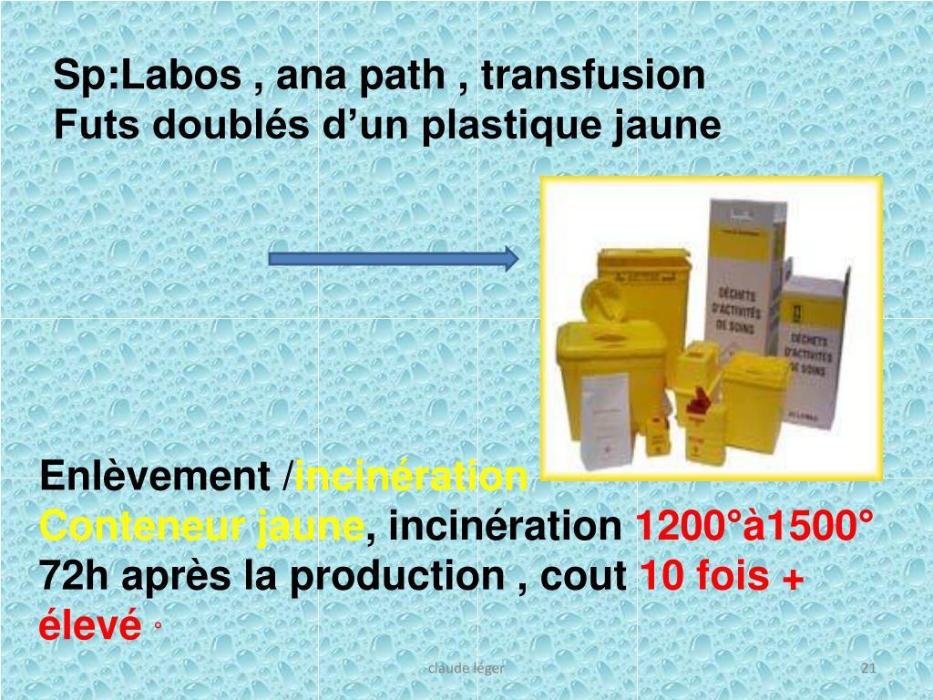 Sp:Labos , ana path , transfusion