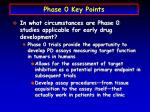 phase 0 key points3
