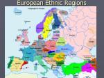 european ethnic regions