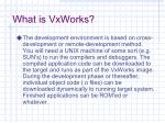 what is vxworks5