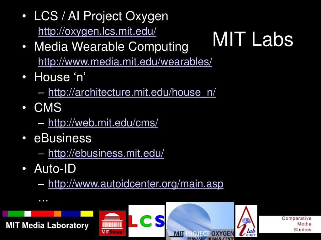 MIT Labs