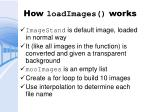 how loadimages works