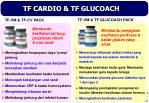tf cardio tf glucoach