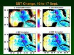 sst change 10 to 17 sept
