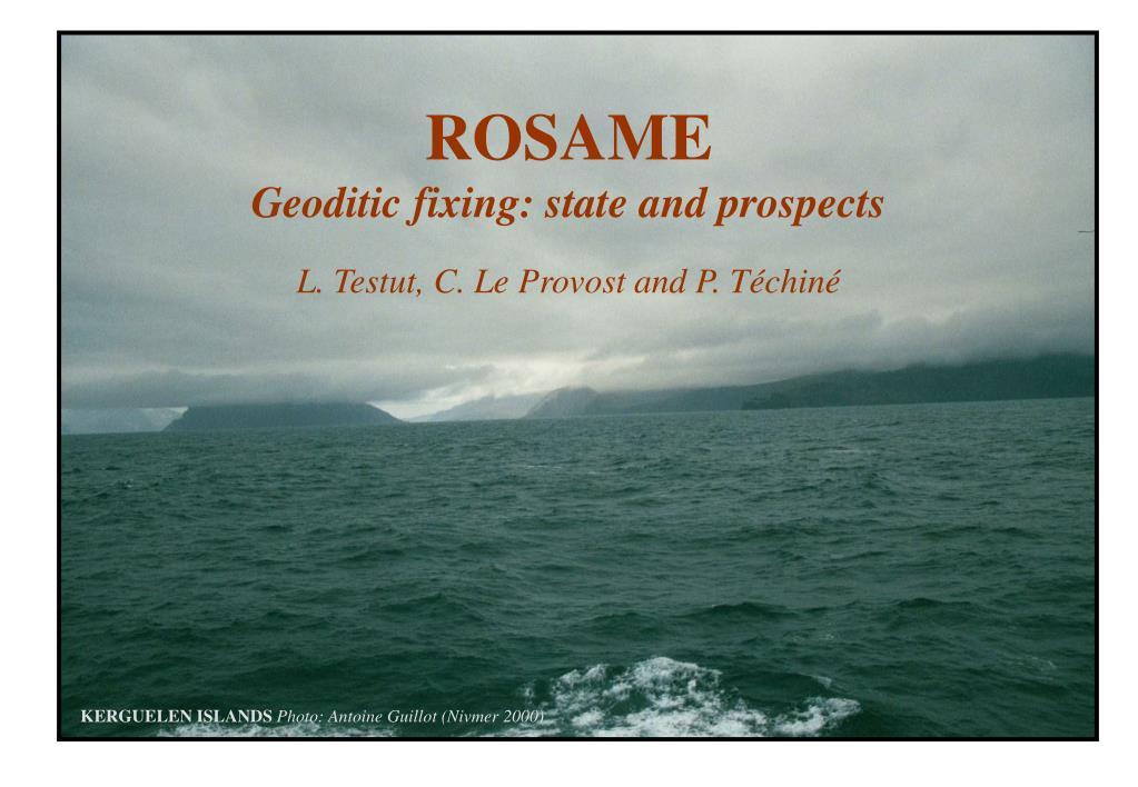 ROSAME