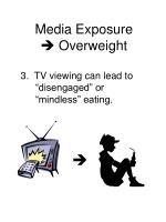 media exposure overweight5
