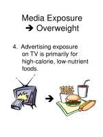 media exposure overweight6
