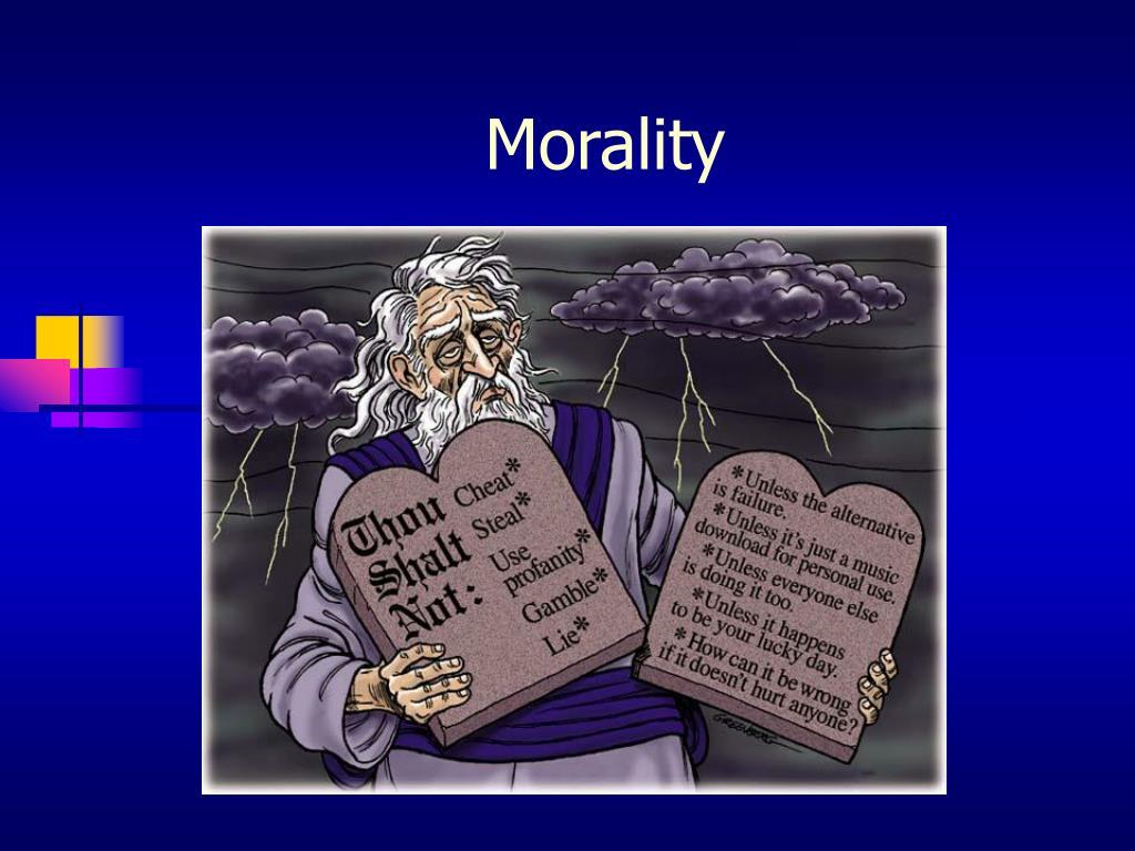 morality l.