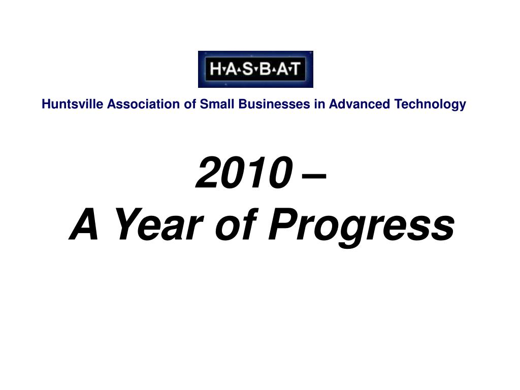 Huntsville Association of Small Businesses in Advanced Technology