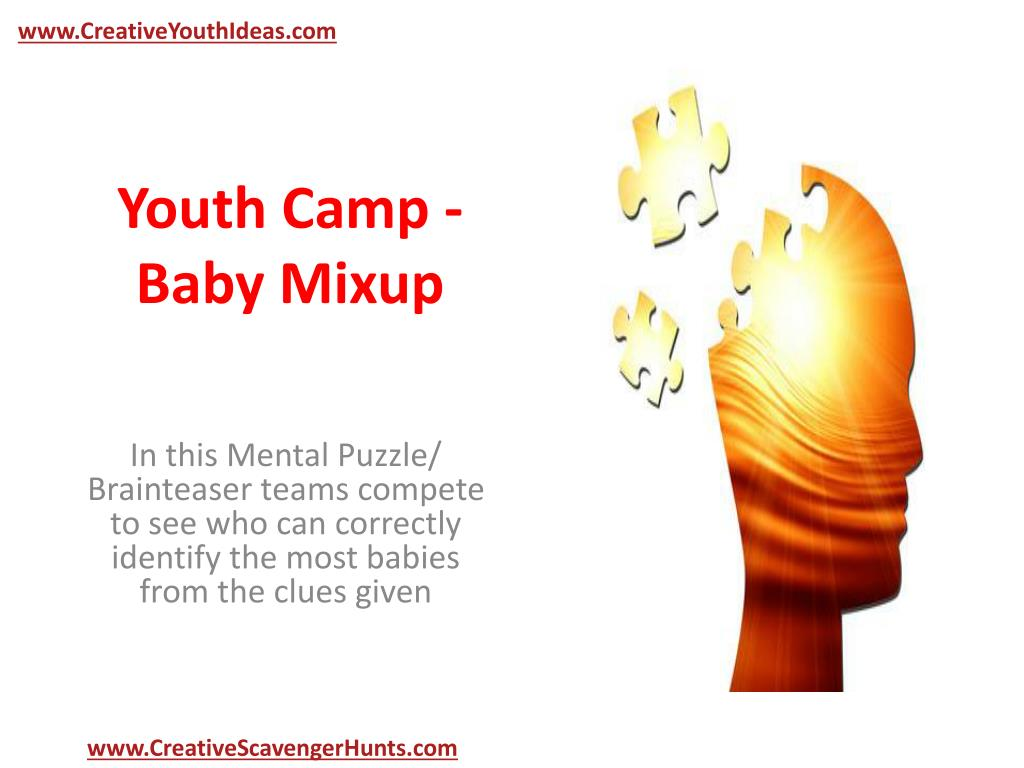 youth camp baby mixup l.