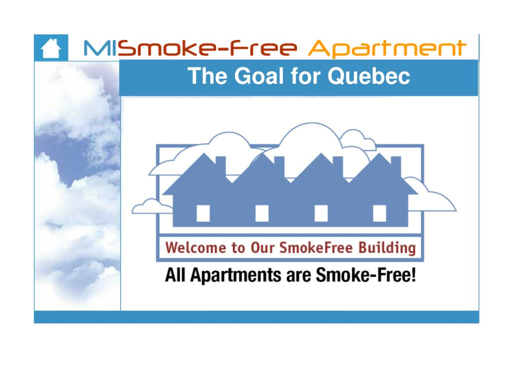 The Goal for Quebec
