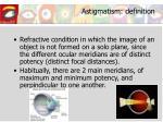 astigmatism definition5