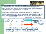 the priesthood through earth s history