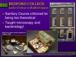 bedford college ladies college in bedford square
