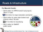 roads infrastructure