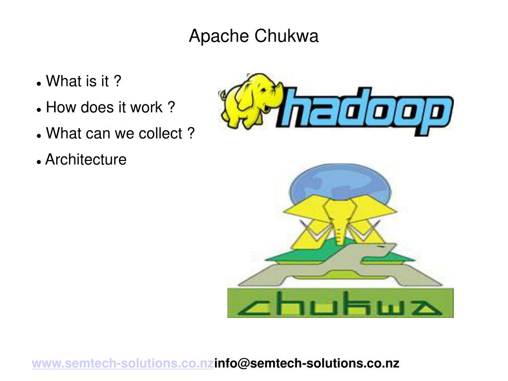 apache chukwa l.