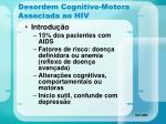 desordem cognitivo motora associada ao hiv24