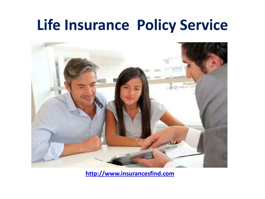 life insurance policy service l.