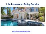 life insurance policy service3