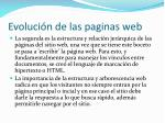 evoluci n de las paginas web18
