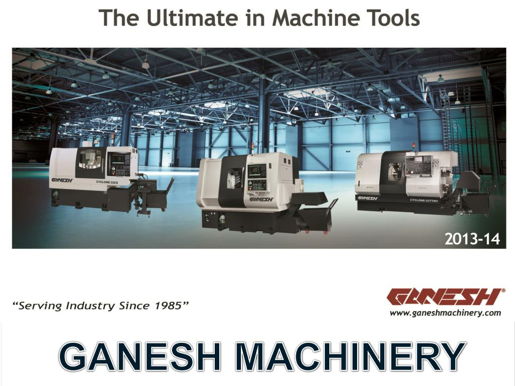 ganesh machinery l.