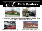 tech centers