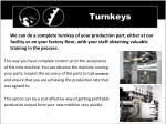 turnkeys
