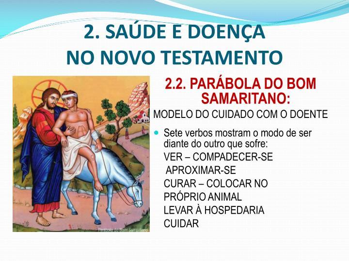 2. SAÚDE E DOENÇA