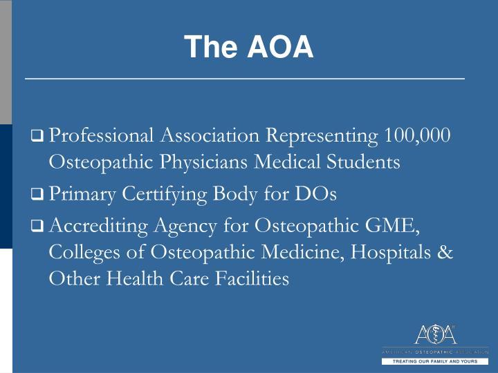 The AOA