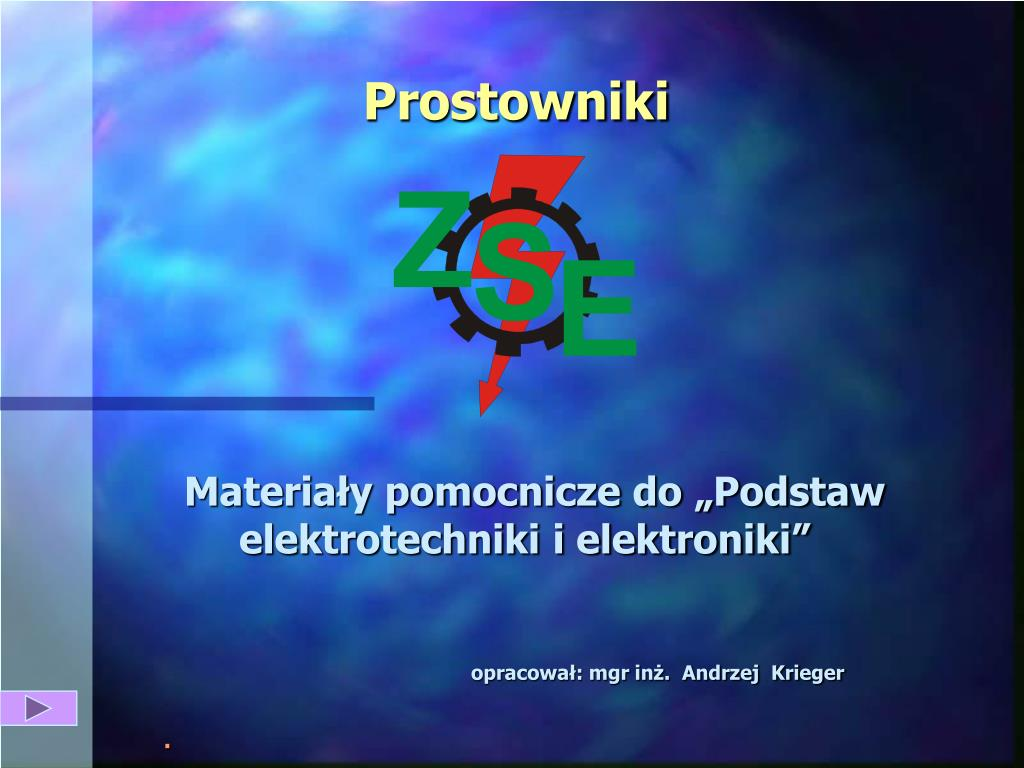 prostowniki l.