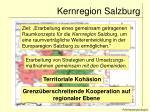kernregion salzburg