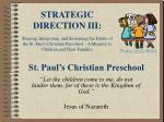 st paul s christian preschool