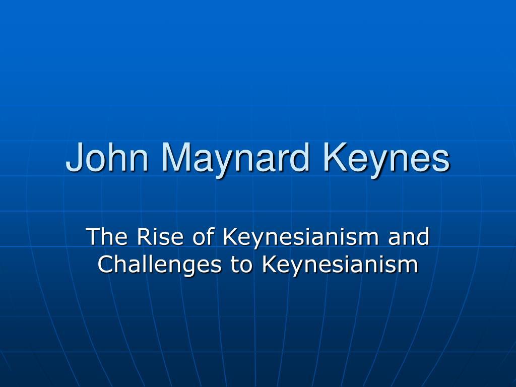 john maynard keynes l.