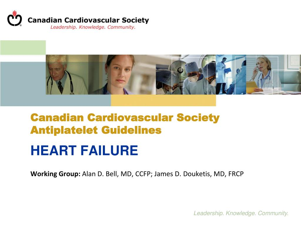 canadian cardiovascular society antiplatelet guidelines l.