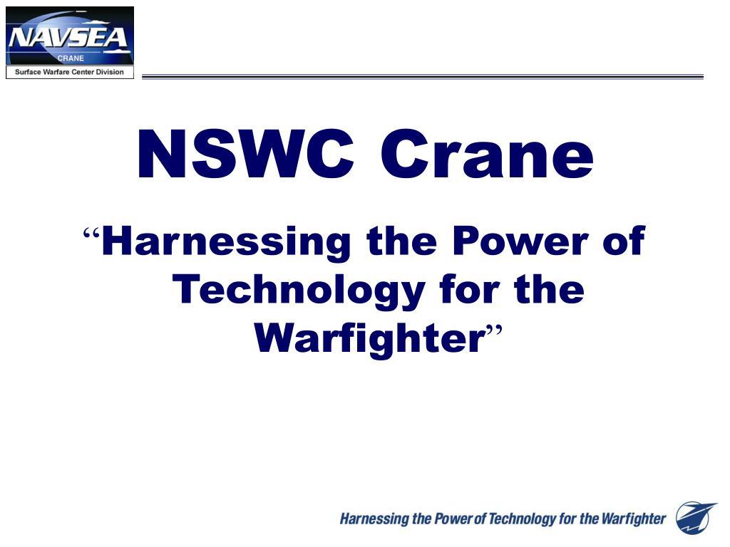 nswc crane l.