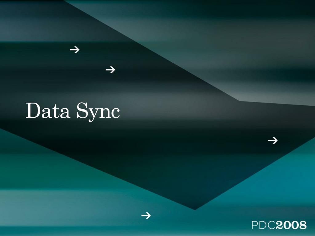 Data Sync