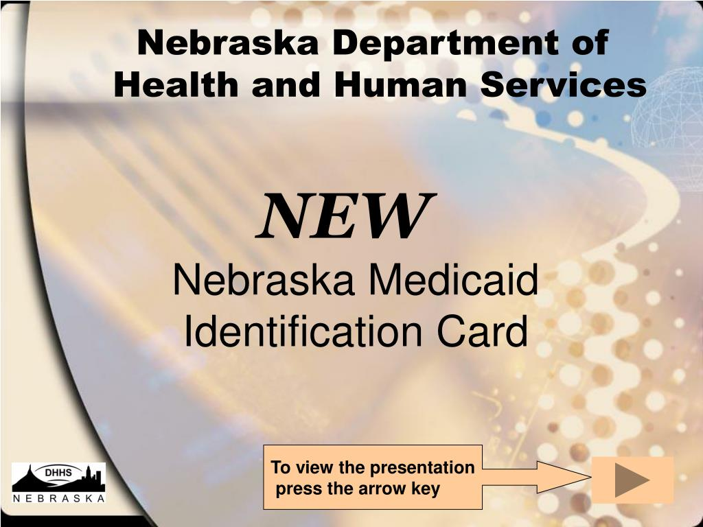 Nebraska Department of