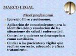 marco legal22