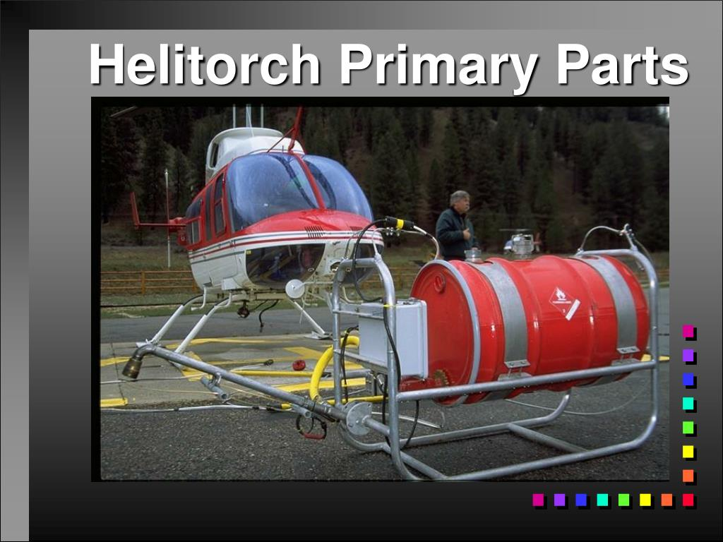Helitorch Primary Parts