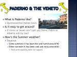 paderno the veneto