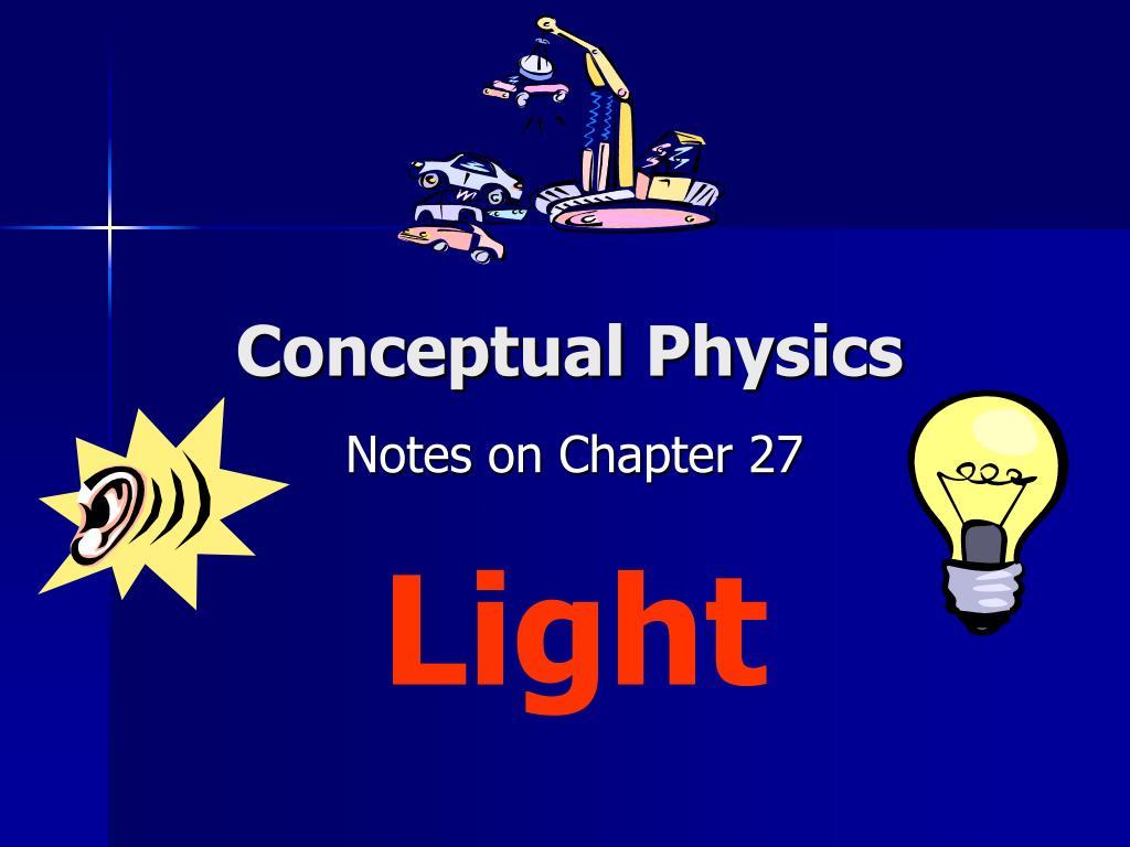 conceptual physics l.