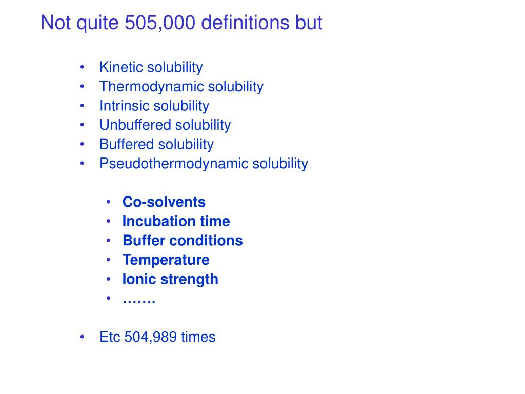 Not quite 505,000 definitions but