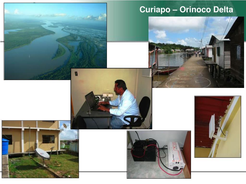 Curiapo – Orinoco Delta