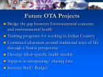 future ota projects
